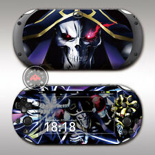 Japan Anime Overlord Cosplay Skin Sticker for Sony PlayStation PS Vita 2000 PSV