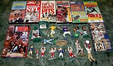 Sports Lot 7 VHS NFL Follies Greatest Hits Toys Football Baseball Valentine Card