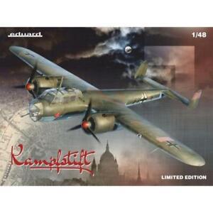 Eduard 11147 1/48 Do-17Z Kampfstift Plastic Model Kit Brand New