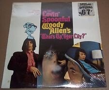 Lovin' Spoonful/Woody Allen WHAT'S UP, TIGER LILY?  Karma Sutra KLPS-8053 SEALED