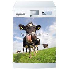 Magnet lave vaisselle Vache 60x60cm réf 54834 54834