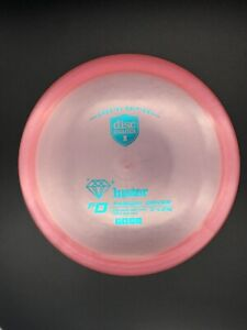 New Discmania Luster FD - Special Edition - Pink - Teal Foil - 171g
