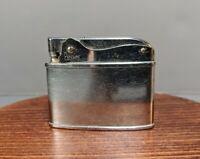 Vintage Chrome Penguin Superlative Automatic Lighter No. 18250 Japan