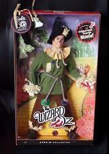 Barbie mattel n6561 Scarecrow Wizard of Oz Pink Label Edition espantapájaros