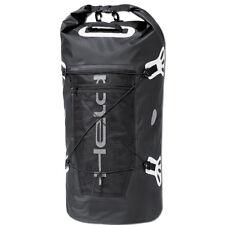 Held Roll-Bag Black / White Moto Motorcycle Motorbike Roll Bag / Rear Bag | 40 L