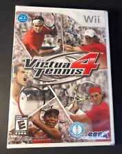 Virtua Tennis 4 (Wii) NEW