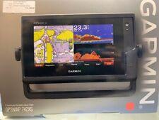 GARMIN GPSMAP 742xs Fishfinder- No Transducer