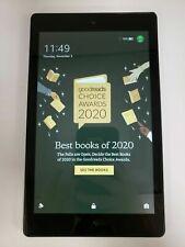"""Amazon Kindle Fire HD 8 (7th Gen) 16GB Wi-Fi 8"""" Tablet - SX034QT - Black"""