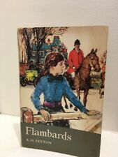 Flambards - Peyton K M 1970-01-01 book Illustrated by Victor G.Ambrus FREE POST