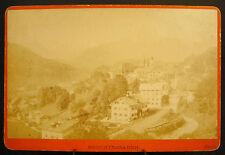 Photo c 1900 Berchtesgaden Allemagne Alpes bavaroises Photographie ancienne 16cm