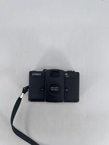 LOMO LC-A Original USSR Point & Shoot Film Camera 35mm Lomography (Read Desc)