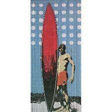 Bamboo Door Curtain Longboard