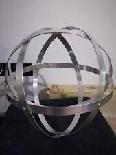 Genesa Crystal alluminio naturale diametro 30 cm