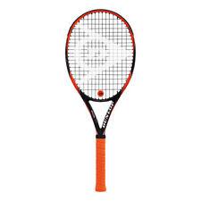 Ausverkauf: Dunlop NT R5.0 Spin orange Griff L3 inkl. Besaitung Tennisschläger