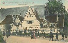 C-1910 Exposition Universelle de Brussells Dusseldorf postcard 5461