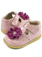 NIB LIVIE & LUCA Shoes Blossom Pink Flower toddler 5 6 7