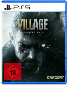 PS5 - Resident Evil Village - PlayStation 5 - VÖ. 07.05.2021 (BLITZVERSAND)