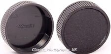 M42 fit Rear Lens Cap for ZEISS Pentax Schneider Meyer-Optik Gorlitz M42 Lenses