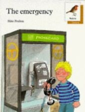 Oxford Reading Tree: Stage 8: Robins -  The Emergency by Mike Poulton Paperback