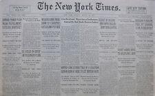 8-1931 AUGUST 10 SOVIET ORDERS DRIVE TO DISCIPLINE. GANG LEADER SEEN IN SUBWAY.