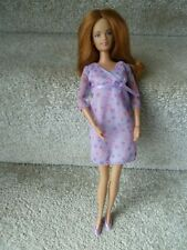 Barbie Midge Happy Family Neighbourhood Doll with Maternity Dress & Shoes
