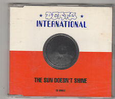 BEATS INTERNATIONAL - the sun doesn't shine CD single