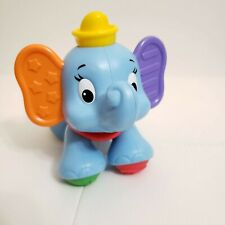 Fisher Price - Disney's Dumbo Plastic Kids Multicolor Articulated Toy - 6""