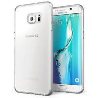 Fits Samsung Galaxy S7 Edge Case Slim Thin Clear Tpu Silicon Soft Back Cover