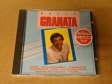 CD / ROCCO GRANATA (MARINA, BUONA NOTTE BAMBINO, SARAH, PARADISO,..)