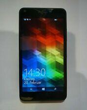 Microsoft  Lumia 640 Dual SIM - 8GB - Schwarz (Ohne Simlock) Smartphone