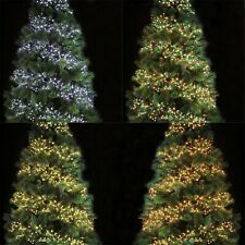 LED Christmas Cluster String Lights Indoor/Outdoor Xmas Fairy 480 720 960 2000