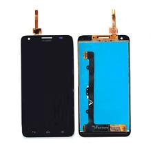 DISPLAY LCD + TOUCH SCREEN VETRO VETRINO HUAWEI HONOR 3X G750 NERO