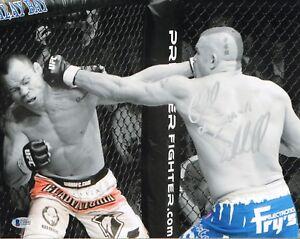 Chuck Liddell Signed 11x14 Photo BAS Beckett COA UFC 79 Picture Autograph 66 57