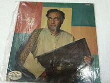 MUNAWAR ALI KHAN RECITAL VOCAL SARANGI RARE LP CLASSICAL INSTRUMENTAL INDIA VG+