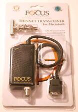 Focus Thinnet émetteur-récepteur pour MACINTOSH QUADRA, Centris, PowerMac Ethernet AAUI