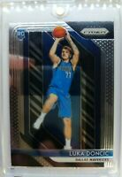 2018 18-19 Panini Prizm Luka Doncic Rookie RC #280, Dallas Mavs