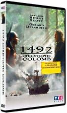 "DVD ""1492 CHRISTOPHE COLOMB""- Gérard Depardieu -  NEUF SOUS BLISTER"