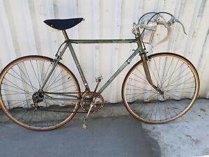 ancien vélo course van-schendel toulouse old bike vintage
