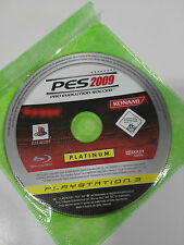 PES 2009 PLATINUM PRO EVOLUTION SOCCER PS3 PLAYSTATION 3 ENGLISH KONAMI NO BOX