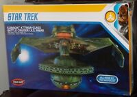 Polar Lights 950 Star Trek Klingon K't'inga-Class Cruiser IKS Amar model 1/350