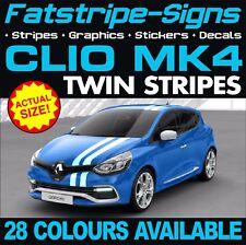 RENAULT Clio MK4 Graphics Strisce Adesivi Decalcomanie 1.2 1.5 D Sport RS 200 EDC