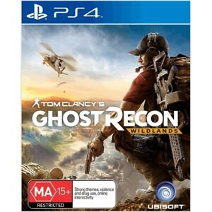 Ghost Recon Wildlands PS4 New In Stock FAST POST