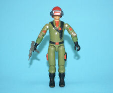 1983 GI JOE / ACTION FORCE Z FORCE STEELER 100% COMPLETE C8+ PALITOY UK