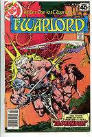 Warlord 18 1st Series DC 1979 NM- Mike Grell Moon