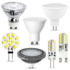 LED Leuchtmittel GU10 GU5,3 G4 G9 MR16 230V 1W 7W warmweiss kaltweiss - GÜNSTIG!