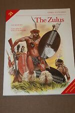 """OSPREY MILITARY - The Zulus """"New"""" paperback"""