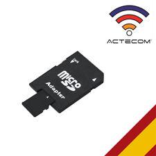 Memwah lector de tarjeta micro sd plata hasta 64GB Rey De Flash Paño de Microfibra