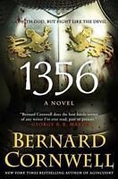 1356: A Novel [ Cornwell, Bernard ] Used - VeryGood