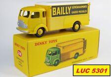 Epave Dinky Toys 33 An Déménagement Bailly