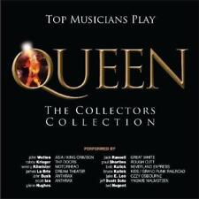 QUEEN TRIBUTE - TOP MUSICIANS PLAY (New & Sealed) CD John Wetton Anthrax